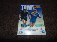 Leek Town v Gainsborough Trinity, 1997/98 [PSS]